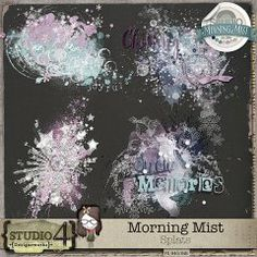 Morning Mist - Splats