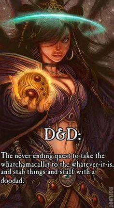 True Life: D&D
