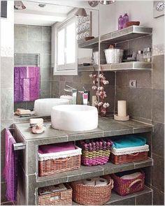 Die 11 besten Bilder von Stauraum Ideen Badezimmer   Bathroom ...
