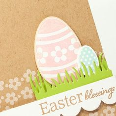 Introducing: Embellished Eggs and Spring Backgrounds! - Poppy Paperie