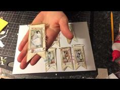 ▶ Altered paper clips inspired by Craftyirina - YouTube