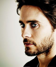 I have no words for how beautiful this man is! Love me some Jared Leto!