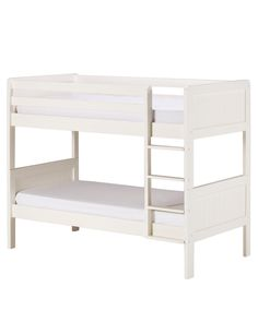 Buy the Hastings Ivory Bunkbed from Marks and Spencer's range. 6 Year Old Girl Bedroom, Girls Bedroom, Bedroom Ideas, Small Bunk Beds, Small Bedrooms, Shared Rooms, Kids Sleep, Bed Furniture, Girl Room