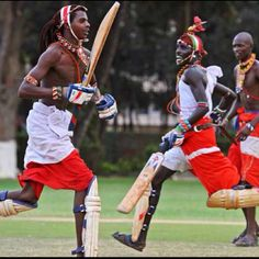 Maasai Cricket