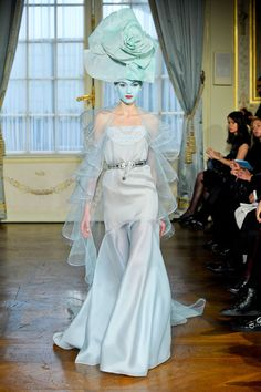 Alexis Mabille at Couture Spring 2012 - Runway Photos