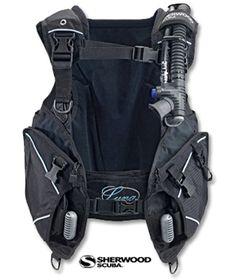 Sherwood Luna Jacket Style Diving & Snorkeling Sporting Goods - https://xtremepurchase.com/ScubaStore/sherwood-luna-jacket-style-573017391/