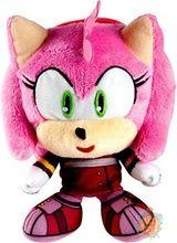 Sonic Boom Small Big Head Plush - Amy