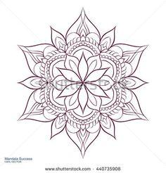 Mandala tattoo design - Mandala Success Circular ornament on a white background Handmade drawing Arabic, Oriental, Indian decorative element Coloring book for adults – Mandala tattoo design Mandala Tattoo Design, Mandala Drawing, Mandala Art, Geometric Mandala Tattoo, Lotus Mandala, White Mandala Tattoo, Circle Tattoo Design, Circle Drawing, Indian Mandala