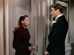 Easter Parade: Judy Garland and Peter Lawford