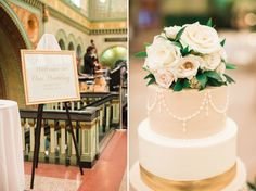 Allison and Guy's St. Louis Union Station Wedding as seen on Style Me Pretty — Erin Stubblefield Weddings and Portraiture | Documentary Photojournalist and St. Louis Wedding Photographer | The Cakery Bakery Cake and St. Louis Big Band
