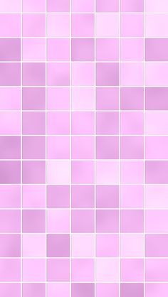 Pink Squares iPhone Wallpaper HD