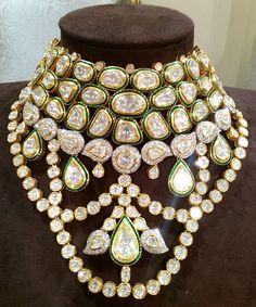 Kundan @ Amaris omg so opulent!!