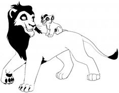 Colouring Pages, Coloring, Leone, Disney Colors, Disney Characters, Fictional Characters, Horse, King, Disney Princess