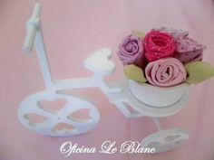 bicileta-vaso-com-flores-em-tecido.jpg (580×435)