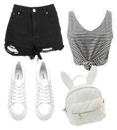 """""""Untitled #826"""" by fashionsparkles11 on Polyvore featuring cutekawaii"""