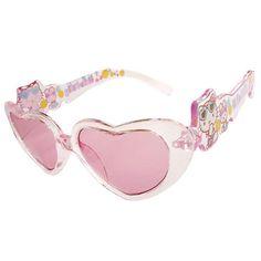Hello Kitty glasses.