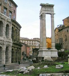 Teatro Marcello,  Rome, province of Rome Lazio