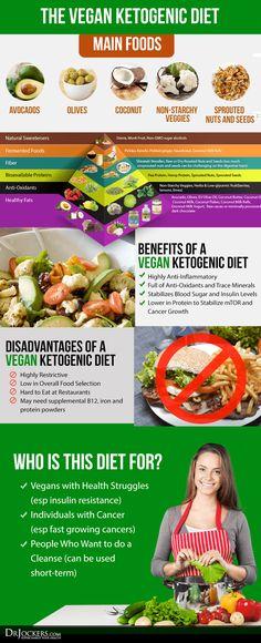 How To Follow A Vegan Ketogenic Diet - DrJockers.com