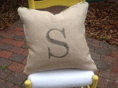 S Pillow