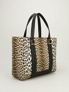 bdfd8b7e57e Farfetch. The World Through Fashion. EMANUEL UNGARO - leopard print tote 9
