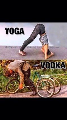 #yoga vs #vodka #funny #humor   7 Day #FREE #TRIAL #Offer=>Put your Wallet Away! Guaranteed to make you money, or WE PAY YOU 100 bucks! =>http://www.find-careers.com/?page_id=5&c=Ingr  I got 9 Sales in ONE DAY! #work #job #cool #joke # jokes #quotes #wisdom #humor #redbull #software #mlm #marketing #workfromhome #jobsfromhome #workonline #jobsonline #realjobsonline #trends #news #wordsdoinspire #qikquotes  $19.95