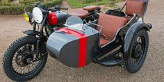 A+Four-Seat+Ural+Motorcycle+Is+Cooler+Than+Your+Minivan