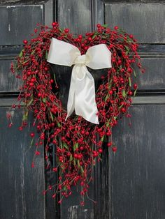 Image result for valentine day wreath