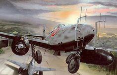 Messerschmitt Me 262 Night Fighter