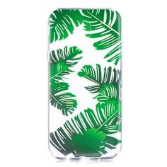 Coque Transparente Samsung Galaxy J5 2017 - Leaves