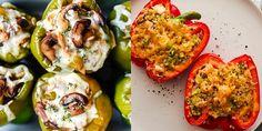 19 Stuffed Pepper Recipes That Make Great Weeknight Dinners
