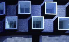 Social housing for mine-workers, Degaña, Asturias, 2009 - zon-e architects