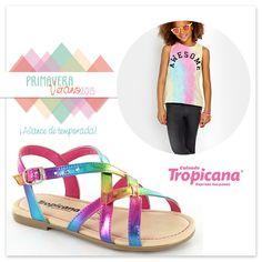 ¡Nos interesa tu opinión sobre los modelos de Primavera-Verano 2015!  ¿Te gusta esta sandalia?