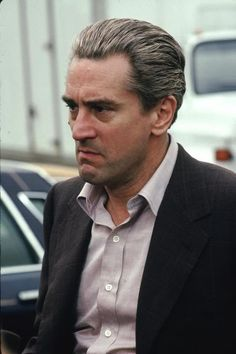 Goodfellas. Robert De Niro as Jimmy Conway (actually the real life character was Lucchese family associate Jimmy Burke)