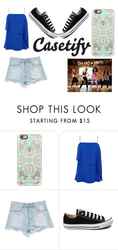 """""""Untitled #282"""" by beastblade on Polyvore featuring Casetify, TIBI, Converse, women's clothing, women, female, woman, misses and juniors"""
