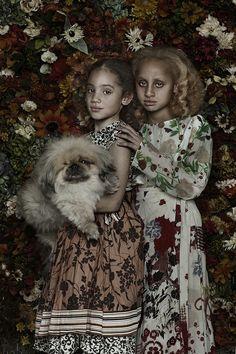 Shamira & Selah | Photograph by Shelly Mosman