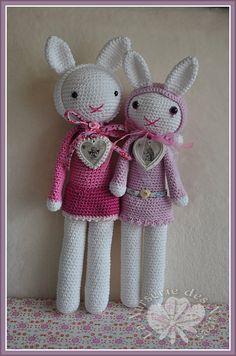 Les amies lapines