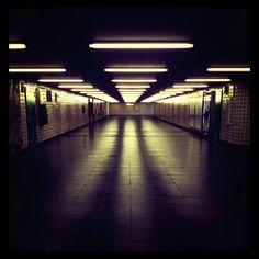 berlin underground station