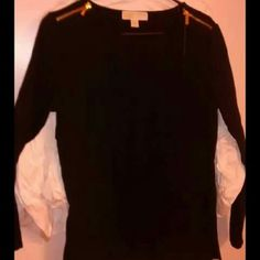Michael Kors Ladies Shirt In excellent condition, but will upload better pics Michael Kors Tops Tees - Long Sleeve