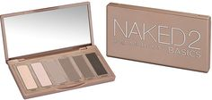 Top Shadow Palettes for Fall: Urban Decay Naked 2 Basics