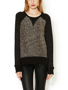 Kingsley Tweed Sweatshirt