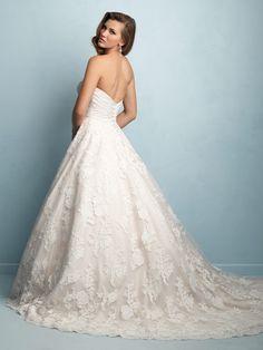 Allure Bridals: 9202