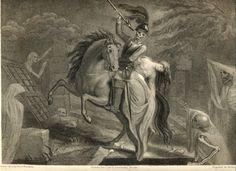 Beauclair - gravure 1796