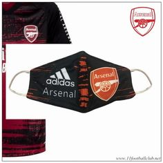 Safety Arsenal Face Mask For Football For Pollution Uk in ...