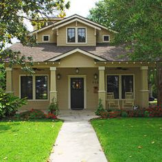 traditional exterior by JOHN DANCEY Custom Designing/Remodeling/Building