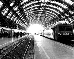 Italy Trains - Rail Travel in Italy