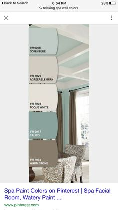 Neutral Paint Palette I love SW Agreeable Gray. We have that in our living and dining area. Colour Schemes, Color Combos, Paint Schemes, Basement Color Schemes, Colour Palettes, Kitchen Color Schemes, Paint Combinations, Agreeable Gray, Neutral Paint