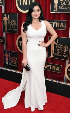 Ariel Winter Rocks Crazy Cleavage Once Again at the SAG Awards: See Her Sexy Look!  Ariel Winter, SAG Awards