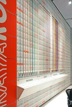 Maru Systems Kaya Ropes Exhibiton Stand
