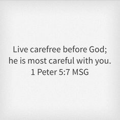 Casting all your anxieties on Him, for He cares for you. #antianxiety #hesgotyou