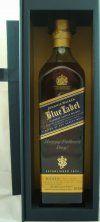 Now Engraving Liquor Bottles too! Johnnie Walker Blue Engraved 750ml